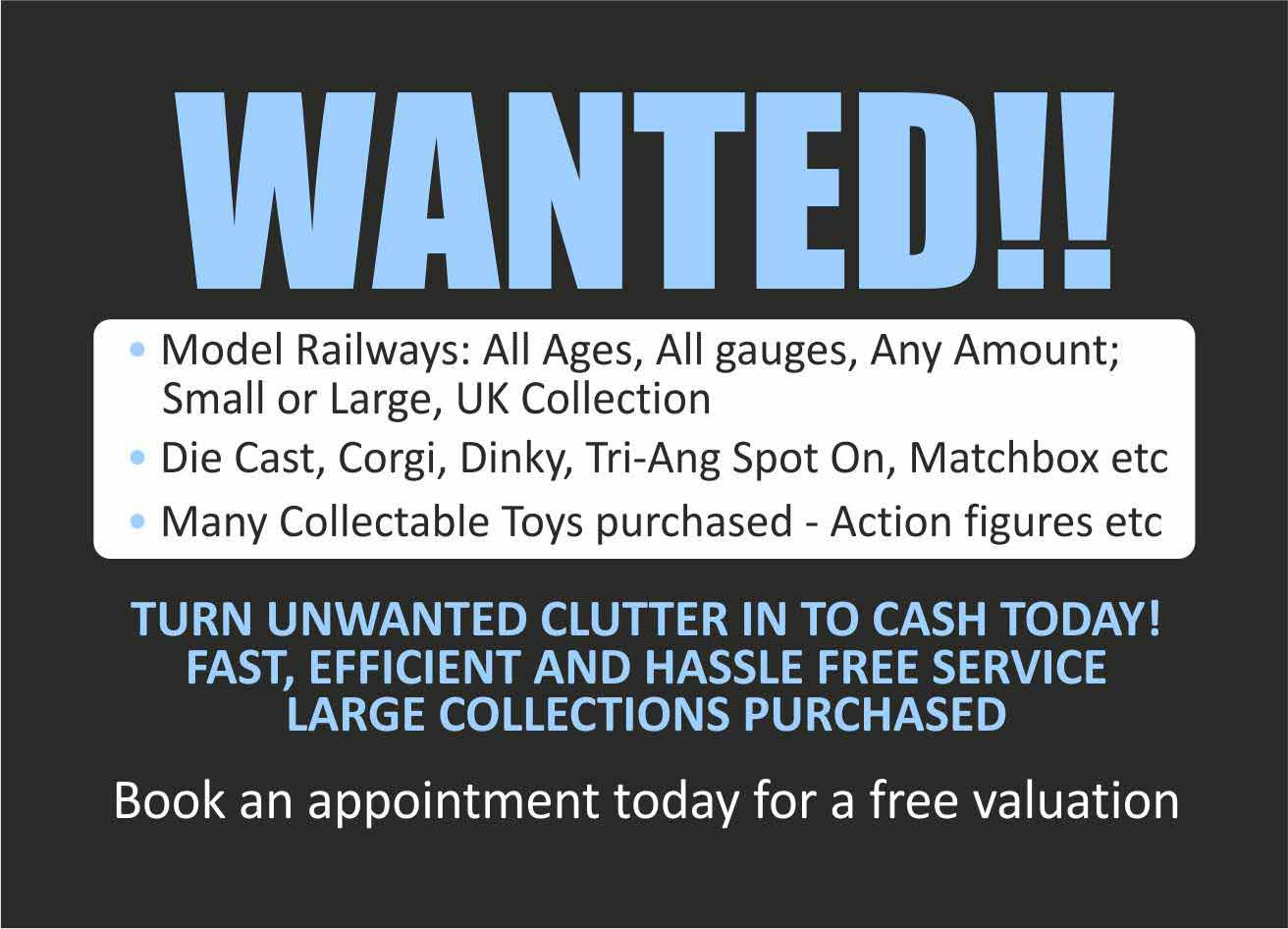 holdercollectables co uk - Model Railways Wanted